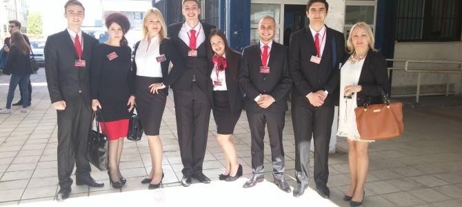 8. Ученици освојили треће место у оквиру пројекта Societe Generale банке