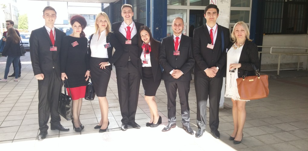 Ученици освојили треће место у оквиру пројекта Societe Generale банке
