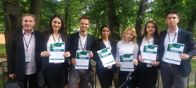 """Компанија ,,Оrganic"""" освојила друго место на Националном такмичењу ученичких компанија"""